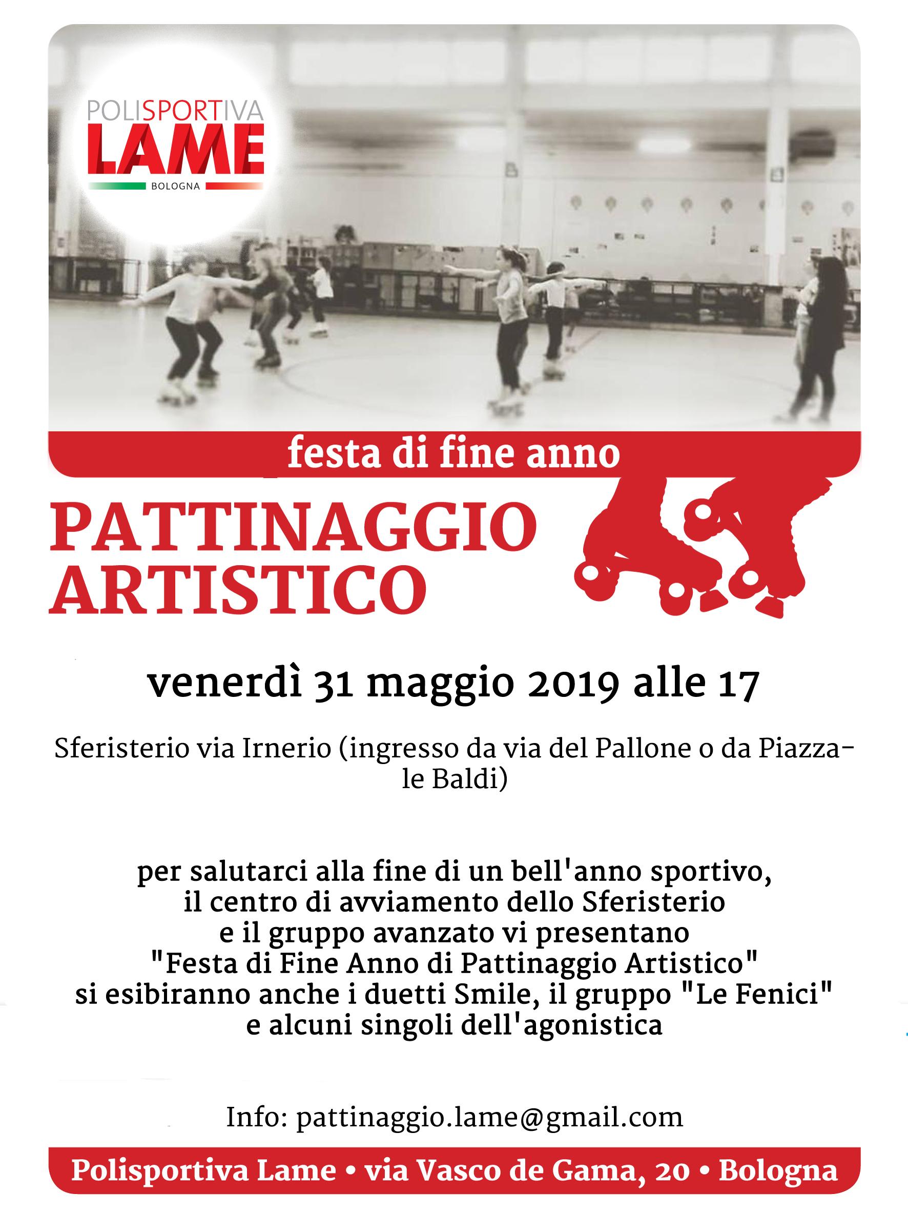 Uisp Pattinaggio Artistico Calendario Gare.Polisportiva Lame Pattinaggio Artistico News